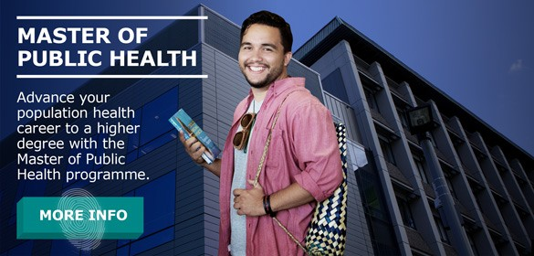 Master of Public Health - click for more info