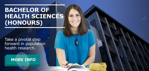 Bachelor of Health Sciences (Honours) - click for more info